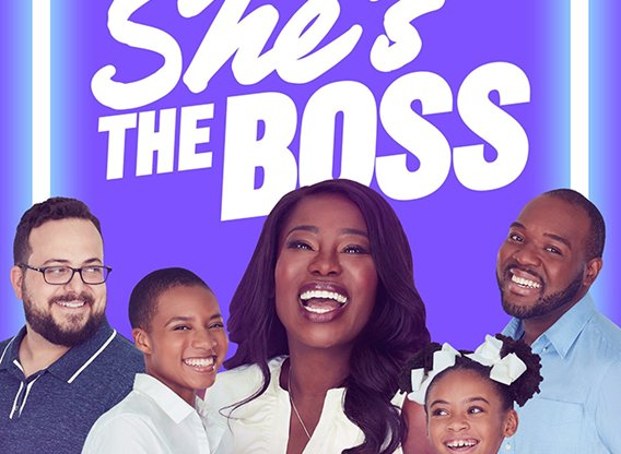 She's The Boss: 1×1